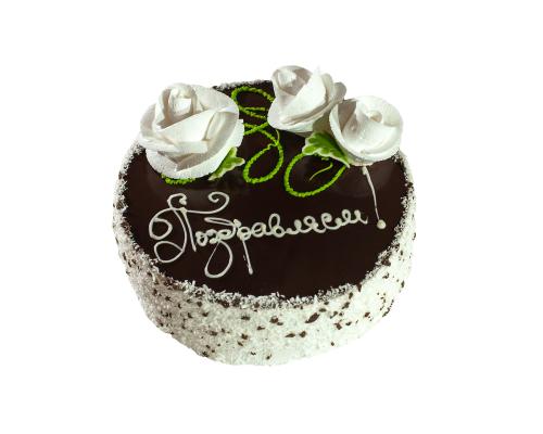 Торт Поздравляем