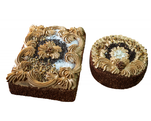 Торт Раффаэлло 1,0; 2,0