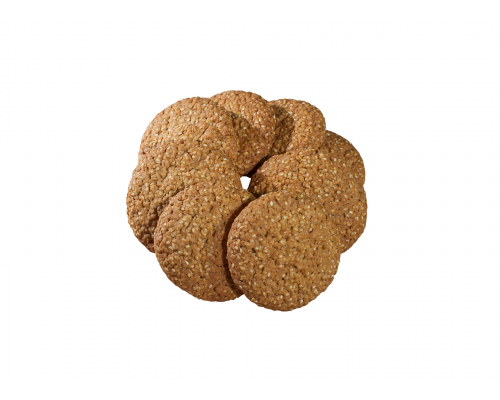 Печенье Янтарь с кунжутом 2,0