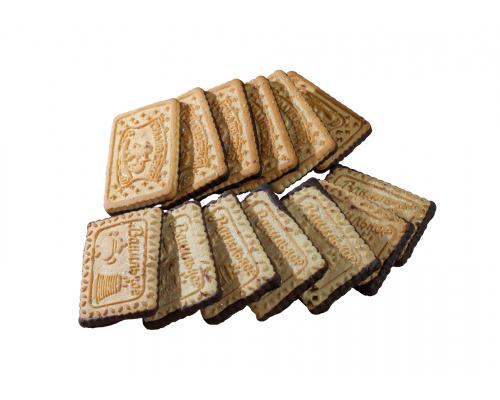 Печенье Ванильное, Гулливерия, Кокосовое, Ванильное к чаю в глазури 3,5 кг