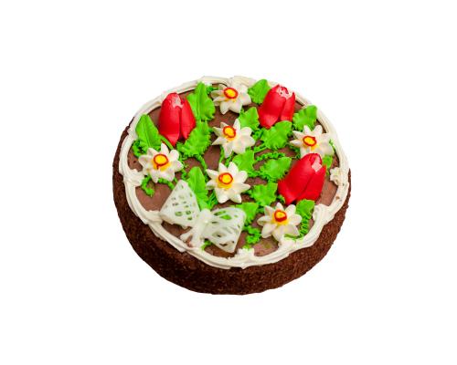 Торт Букет цветов 0,5 кг
