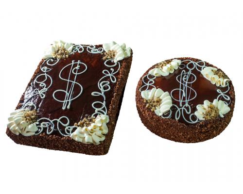 Торт Доллар 1,2; 2,0 кг